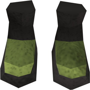archleather boots the runescape wiki