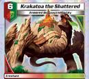 Krakatoa the Shattered