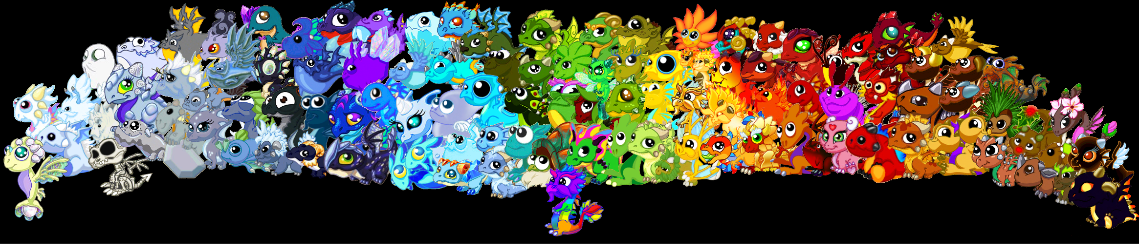 dragonvale breeding guide gemstone dragons