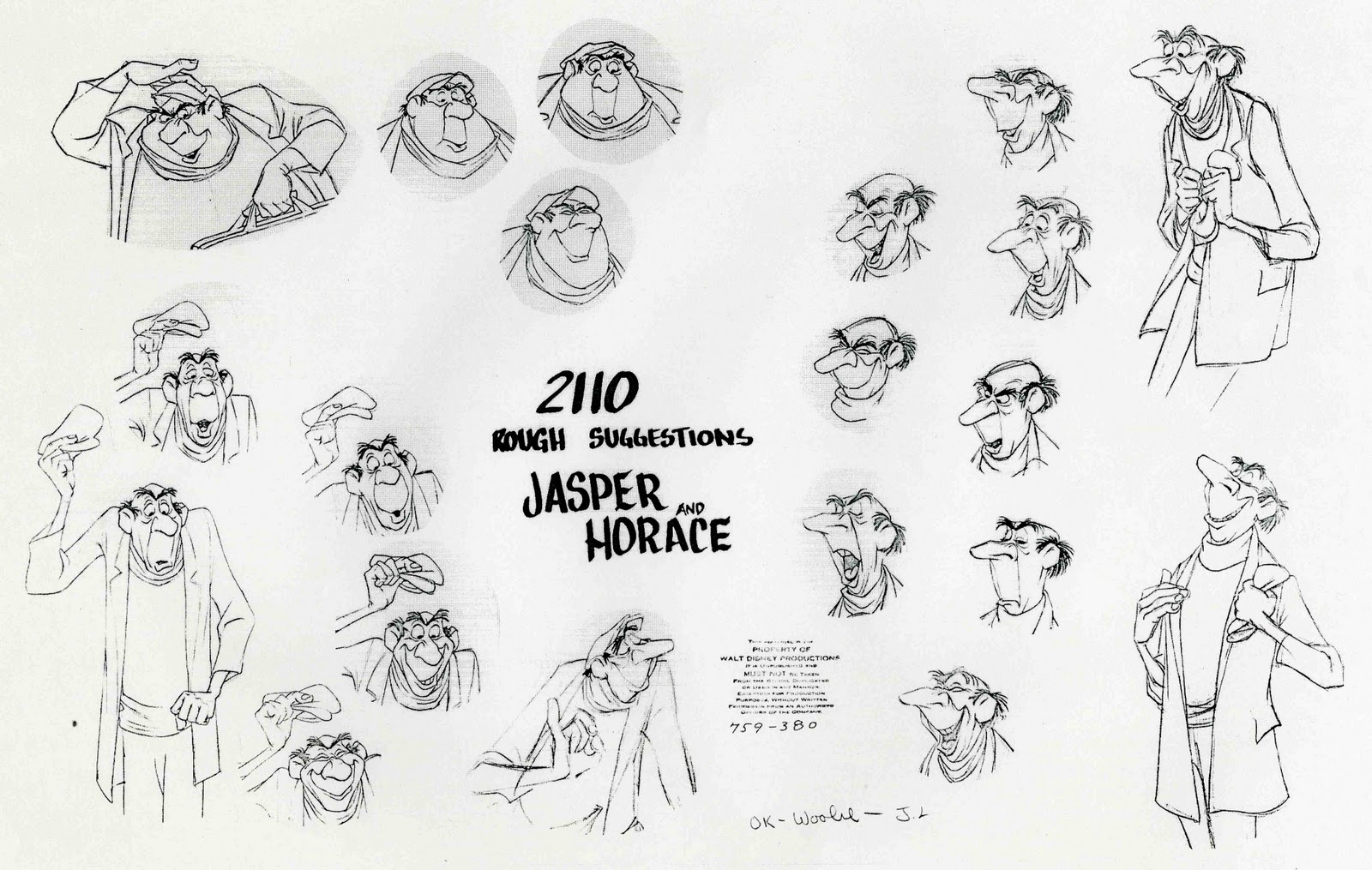 horace and jasper coloring pages - photo#30