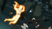 Kakashi attacks Tobi1