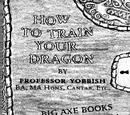 Cómo Entrenar a tu Dragón (Ficcional)