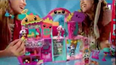 Check out the Kawaii Crush Hyper Happy Mall