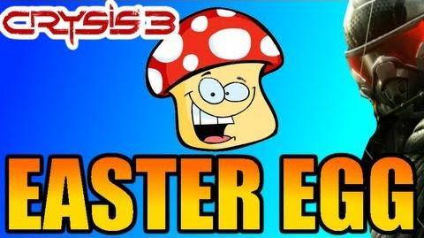 Huevos de Pascua de Crysis 3