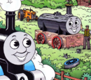 Thomas and the Bluebird