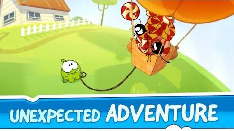 Om Nom Stories Unexpected Adventure (Episode 21, Cut the Rope 2)