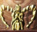 Jutsu de Maldición: Espíritu Dorado de Vida