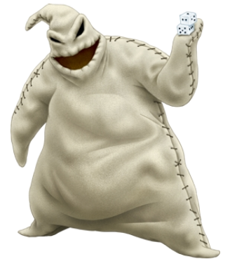 Oogie Boogie - The Nightmare Before Christmas Wiki