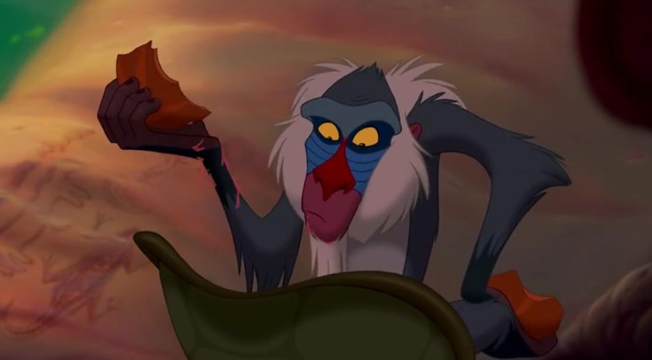Rafiki Lion King Rafiki