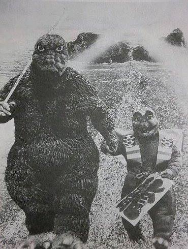 godzilla protector of earth and father a look back