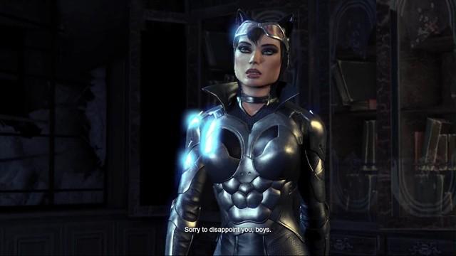Batman Arkham City Arm...