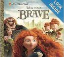 Brave (Big Golden Book)