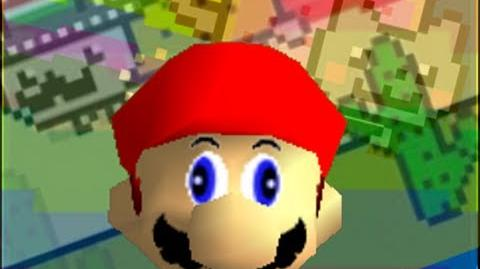 Super mario 64 bloopers: 99.5% crazy