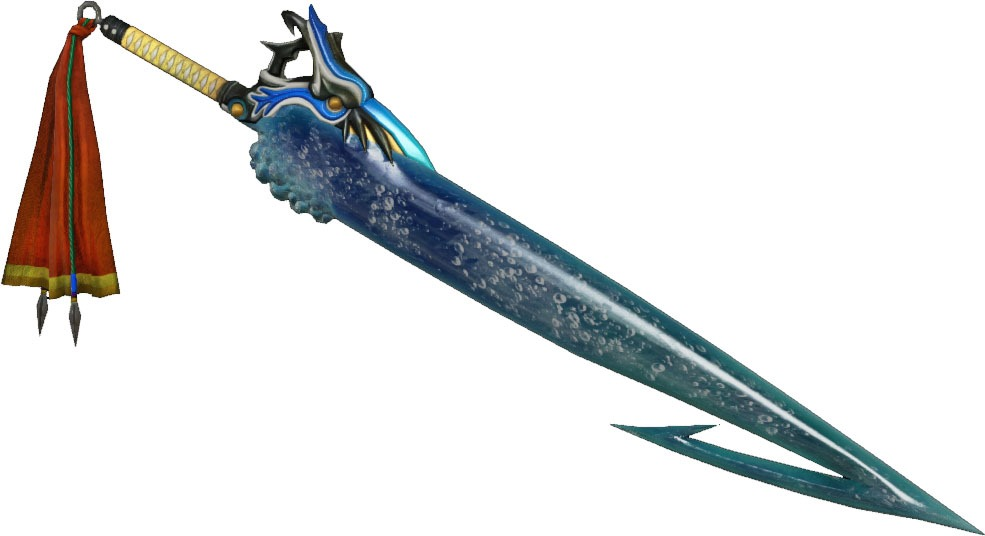 Real Sword Made Of Diamond That had been made real