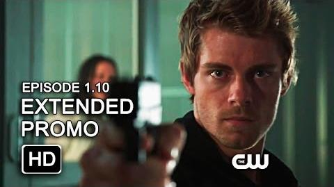 The Tomorrow People 1x10 Extended Promo - The Citadel HD