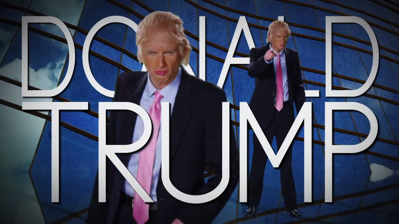 Donald Trump - Epic Rap Battles of History Wiki
