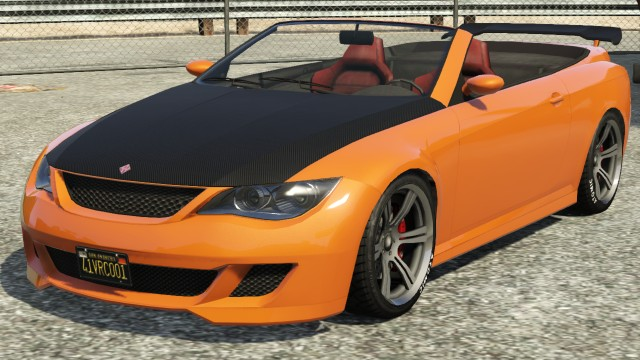 Lista de vehículos de Grand Theft Auto V (Coupés) - Trucos ... Ubermacht Zion Cabrio Gta 5