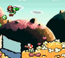 Levels in Super Mario World 2: Yoshi's Island