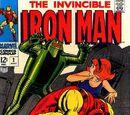 Iron Man Volume 1 2