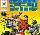 VALIANT COMICS: Magnus the Robot Fighter