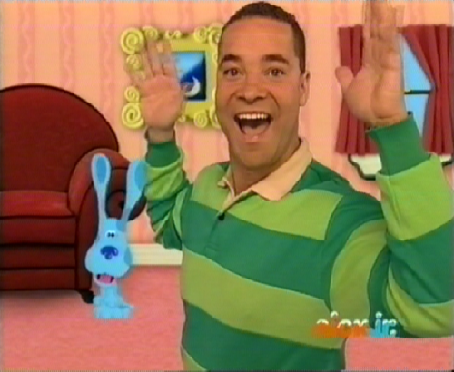 Kevin Blue S Clues Wiki
