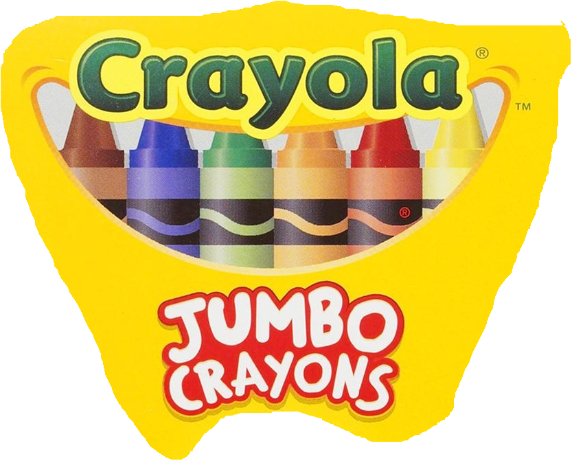 crayola jumbo   logopedia the logo and branding site