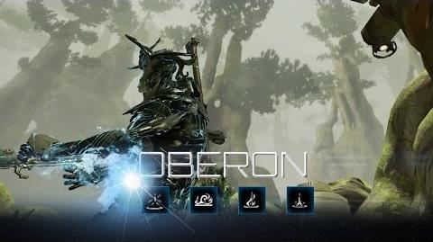 Warframe Oberon