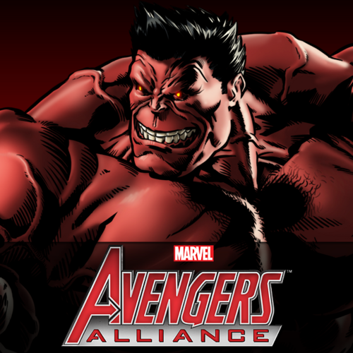 Red Hulk/Boss - Marvel: Avengers Alliance Wiki - Guides ...