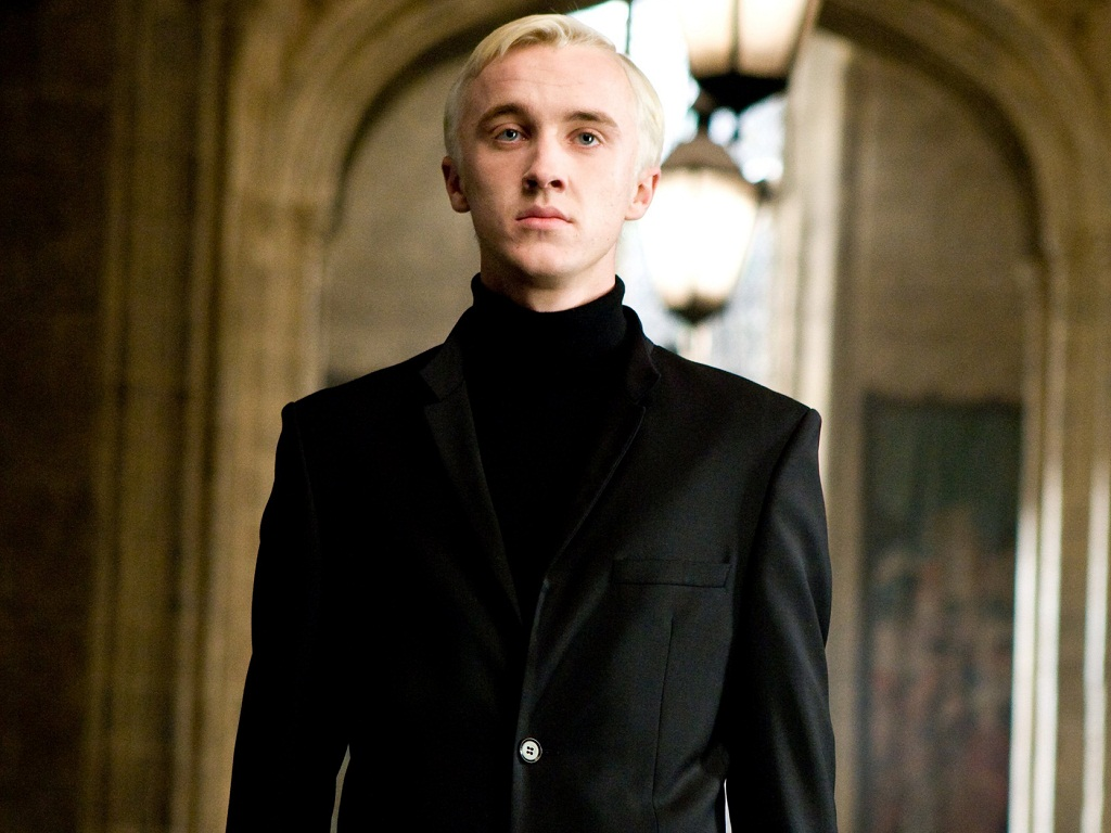 Draco Malfoy Wallpaper Deathly Hallows Draco Malfoy Wallpaper Draco