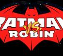 Batman Vs Robin