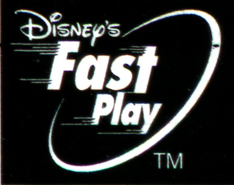 Disney S Fast Play Logopedia The Logo And Branding Site