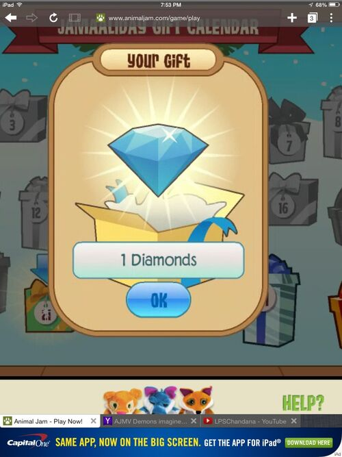 Diamonds animal jam wiki - Animaljam wiki ...