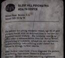 Psychiatrist's Note