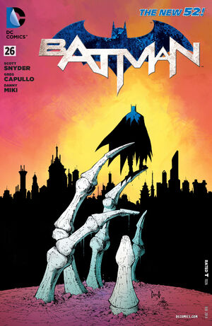 [DC Comics] Batman: discusión general 300px-Batman_Vol_2_26