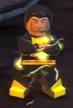 Lego black adam