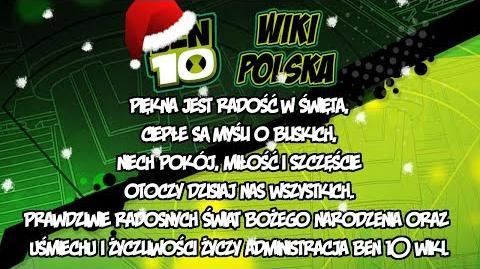 Ben 10 Wiki - Wesołych Świąt!