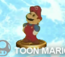 Toon Mario (Super Mario World Cartoon)