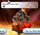Bowser's Lava Lair