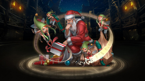 Santa Claus the Deep Thinker - Tower of Saviors Wiki