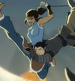 Image korra and a metalbender png avatar wiki wikia