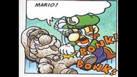 Super Mario Adventures Comic 2
