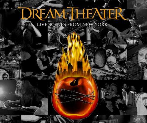 Dream theater live scenes from new york original cover ebay
