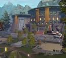 Jedi Temple on Tython
