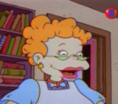 Shirley Finster (Black Screen Series)