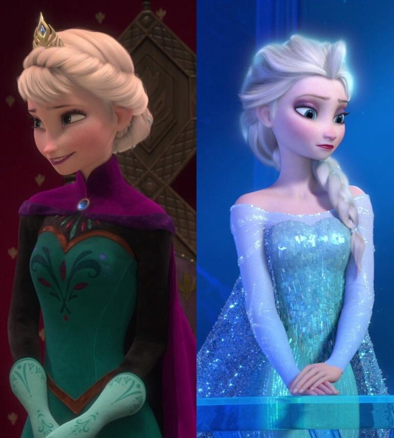 Litias Blog Elsa The Snow Queen
