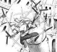 Sword drawing techniques