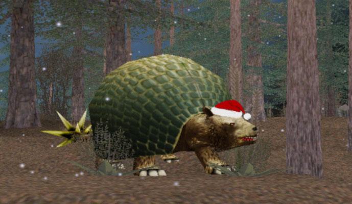 Doedicurus - Carnivores Wiki