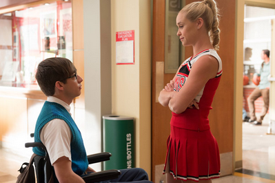 Who Is Kitty Hookup On Glee