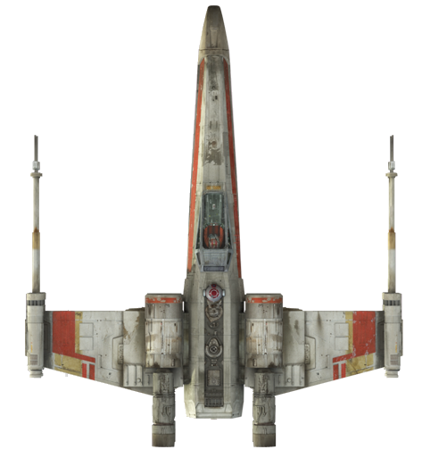 File X-Wing Top View pngX Wing Png