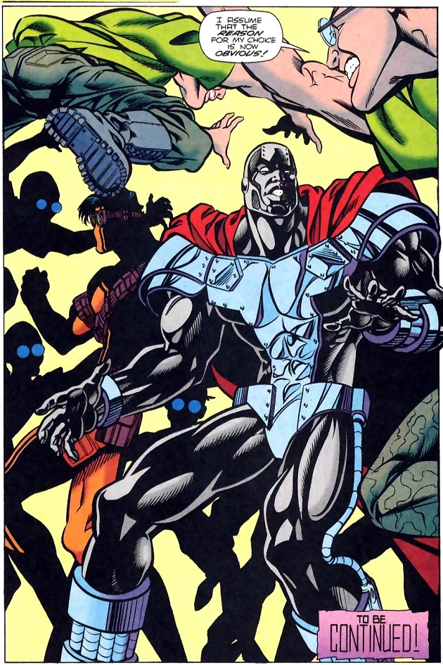 Image - John Henry Irons Steel 002.jpg - DC Comics Database